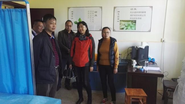 南华县人大常委会对《云南省农村医疗卫生条例》贯彻实施情况进行执法